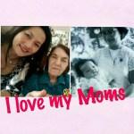 I love my moms-Esther Yang