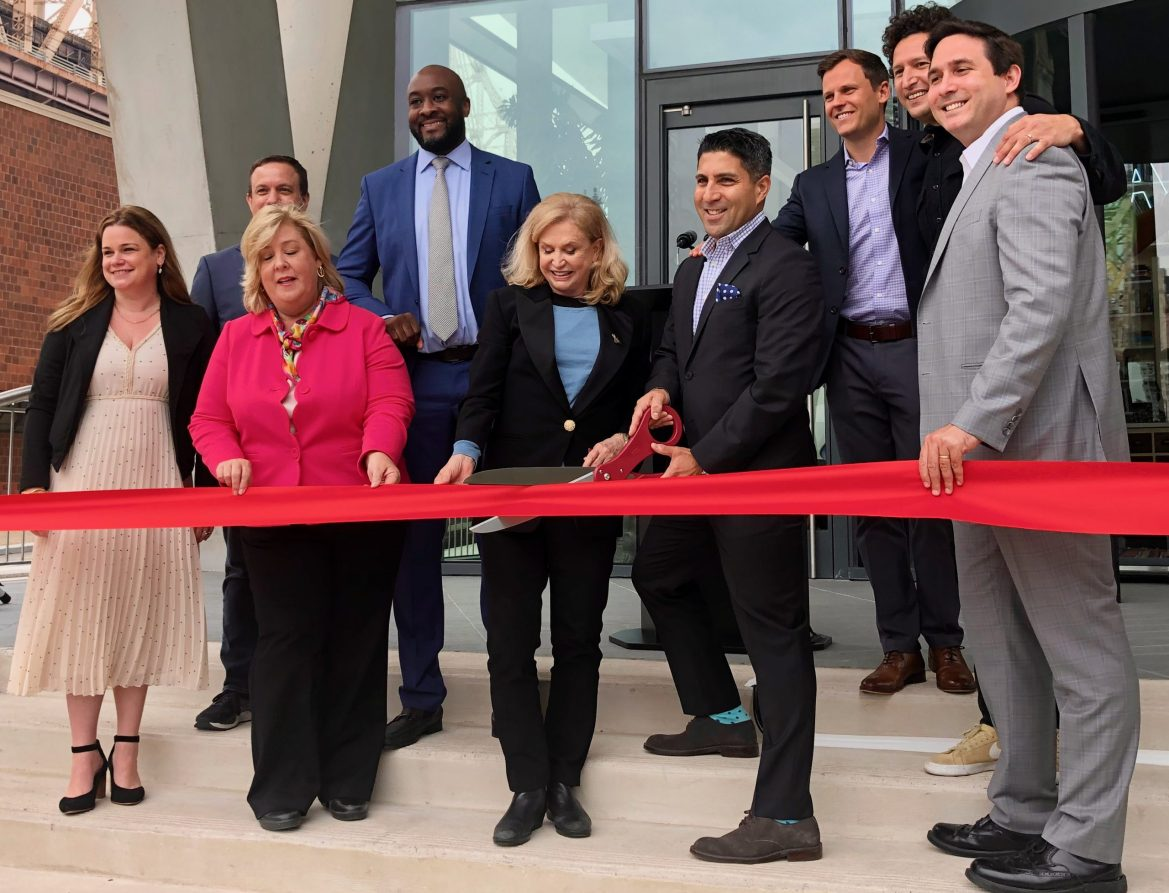 Take a look inside: Roosevelt Island Graduate Hotel after the exciting ribbon cutting