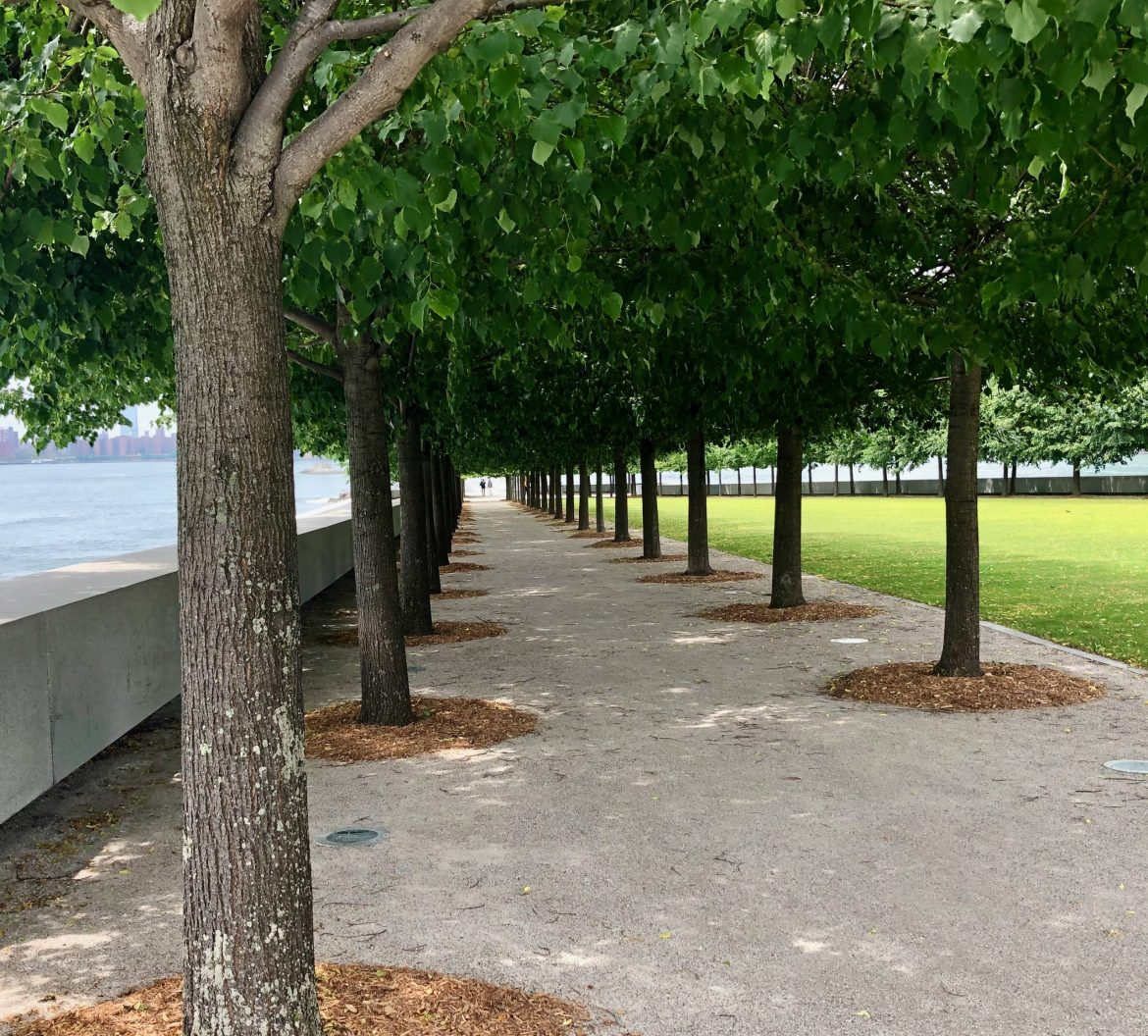 In a big win for Four Freedoms Park, Conservancy gets $35K for QR-sourced, self-guided tours