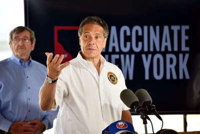 Poll: Voters don't want Cuomo to run
