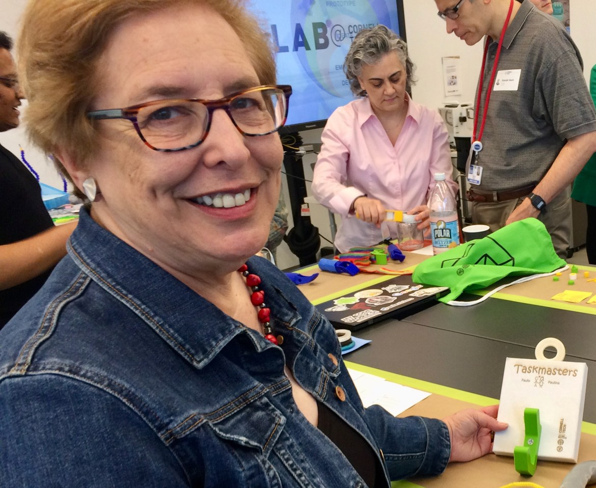 Judith Berdy Honored for Community Service with Marjorie Matthews Award