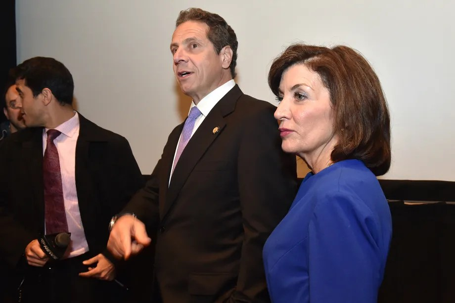 Cuomo Wages a Lonely Last Fight for Power as Allies Say Resignation Appears Inevitable