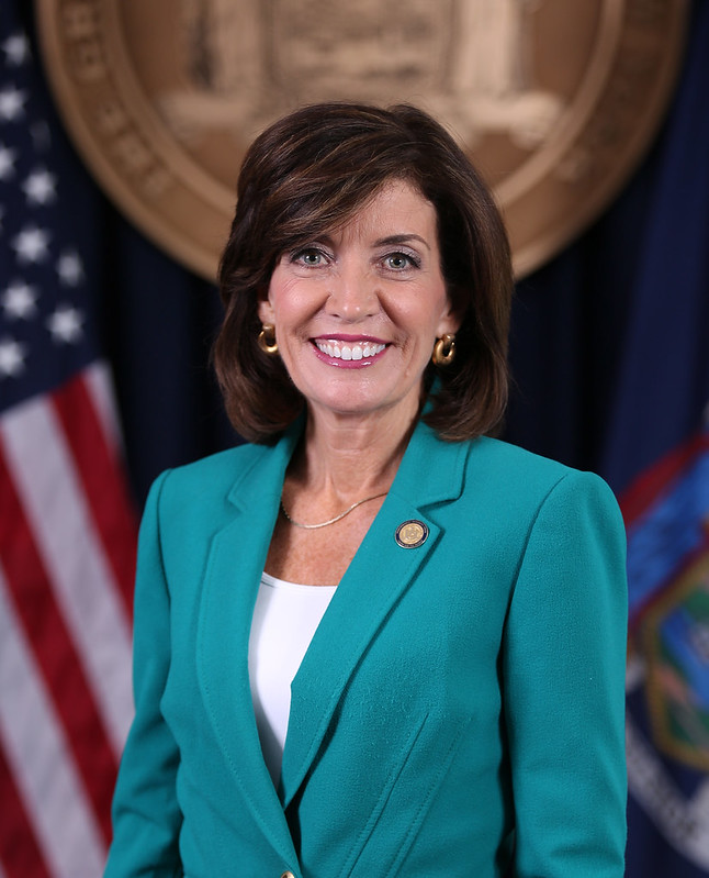 A new gov: Kathy Hochul. What's it mean for Roosevelt Island?