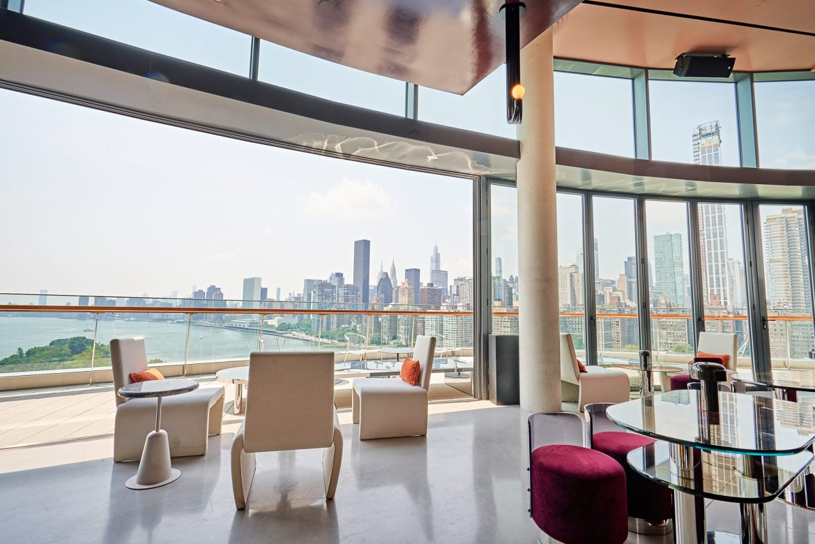Friday the 13th: It's good news for the Panorama Room at Graduate Roosevelt Island Hotel