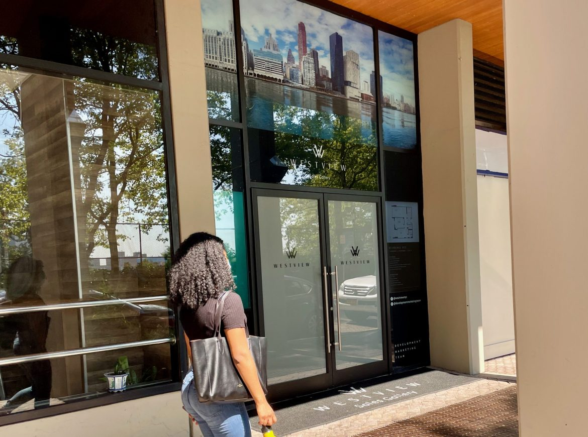 Westview Sales Gallery Opens. New Buyers Wanted