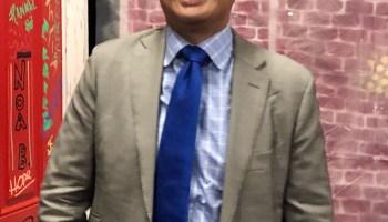 Jeffrey Escobar, First RIOC Board Meeting