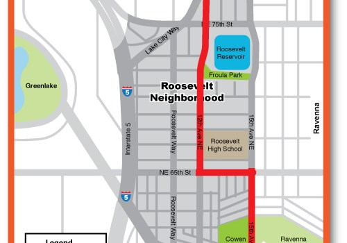 Seattle School District Proposed Growth Boundaries Affect Roosevelt