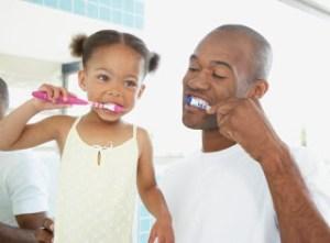 World Stastics Day Brushing Teeth