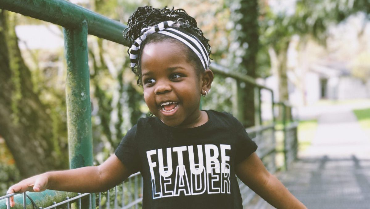 Girl Future Leader