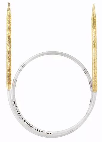 405-7 Champagne Circular Needles