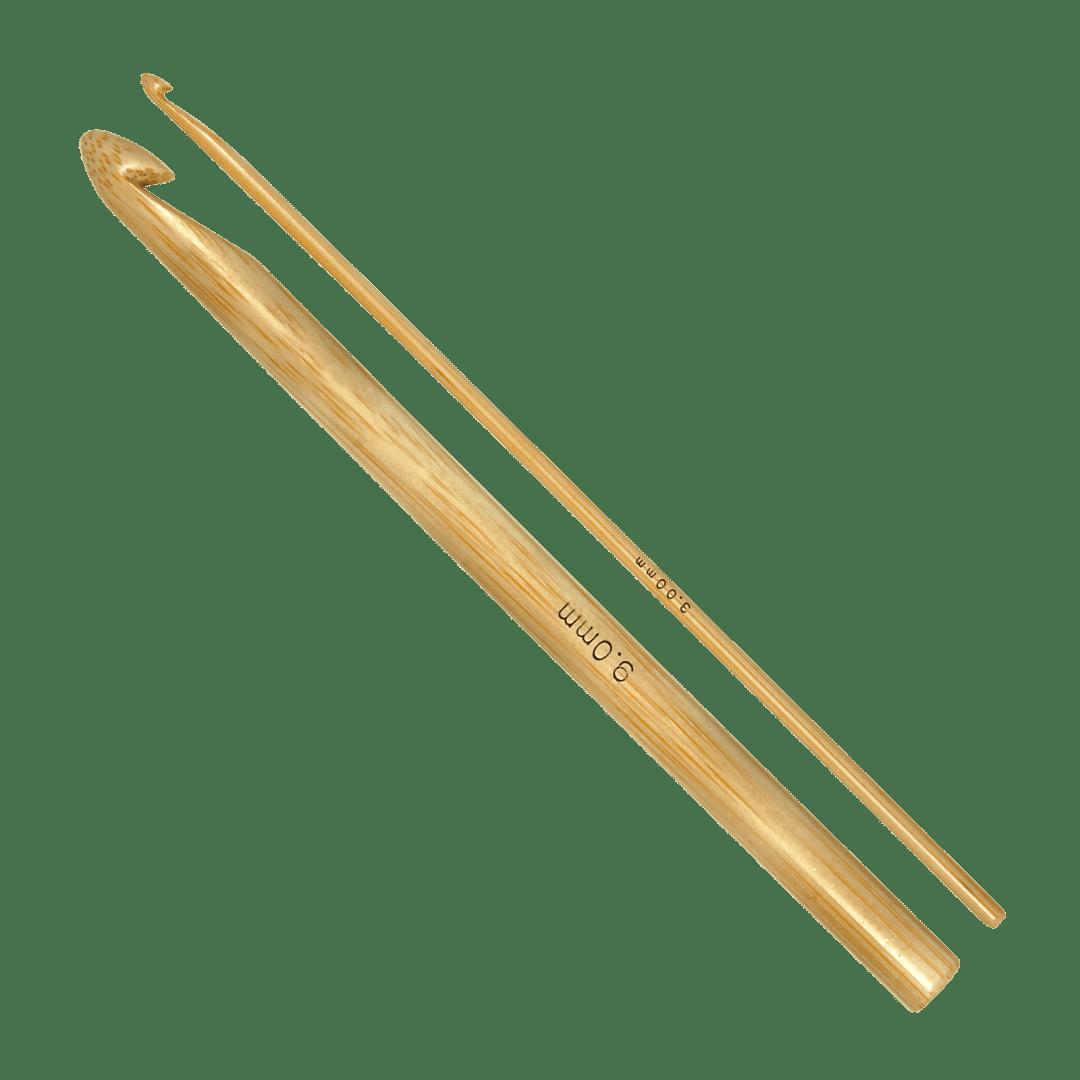 545-7 Bamboo Crochet Hook