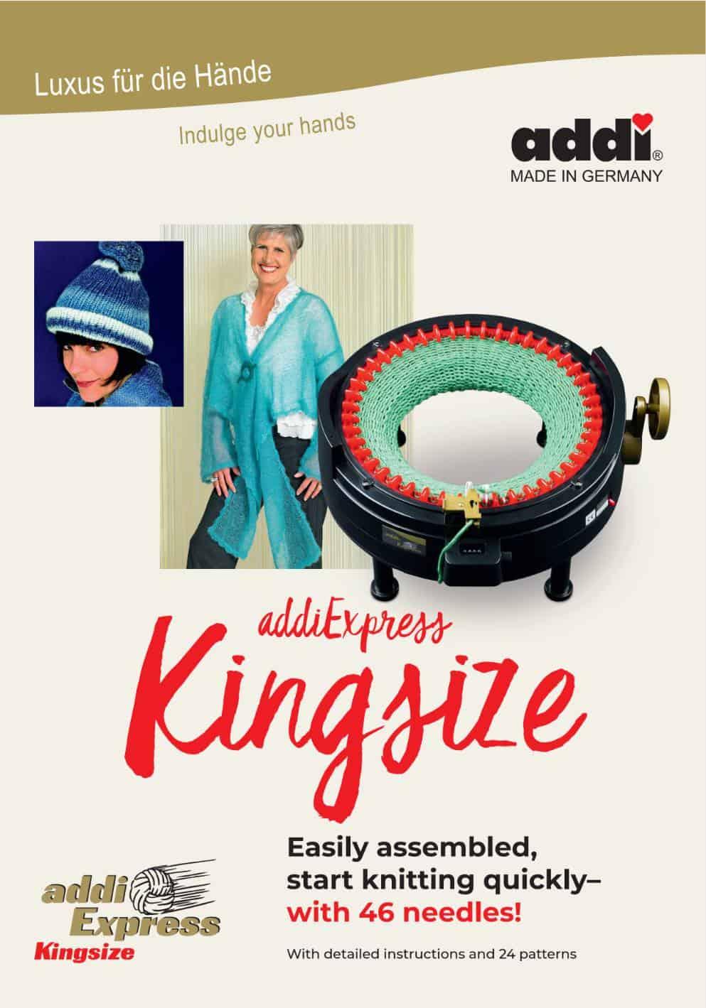 addiExpress Kingsize new cover