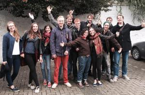 1st meeting of GO Alumni of Green Office Maastricht