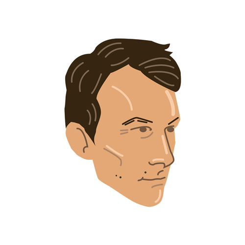 Jonas adriaensens flat head
