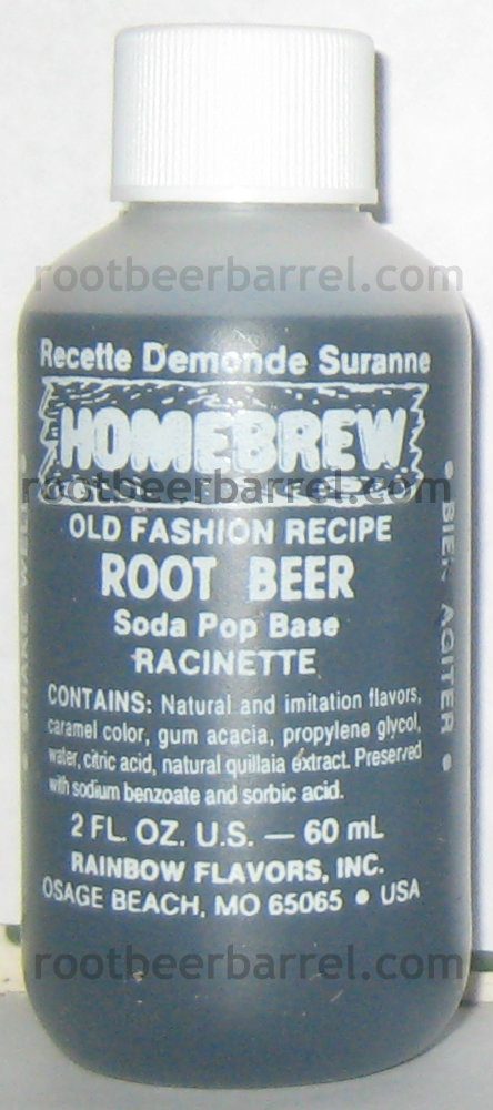 Pop Flavor Soda Making Extract Rainbow Flavor Soda Extract With Yeast Included