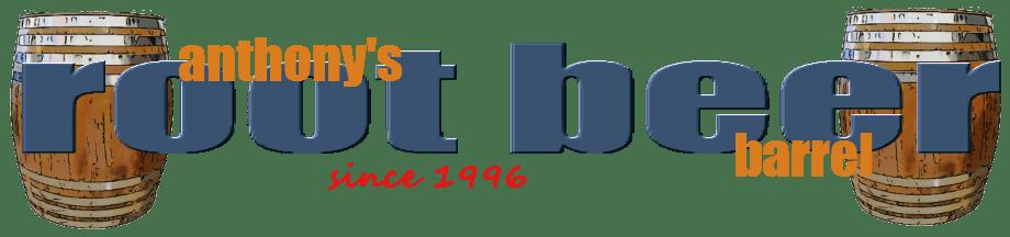 anthony's root beer barrel logo