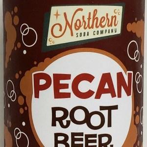 Northern Soda Company Pecan Root Beer