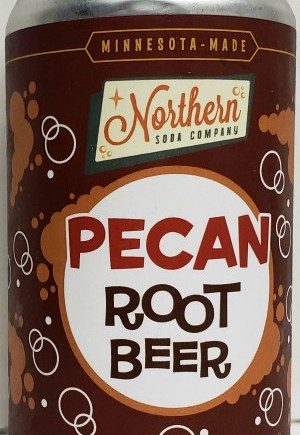 Northern Soda Company Pecan Root Beer
