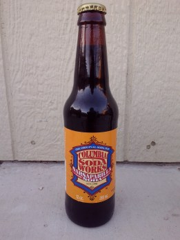 Uploaded To Columbia Soda Works Sarsaparilla Glass Bottle