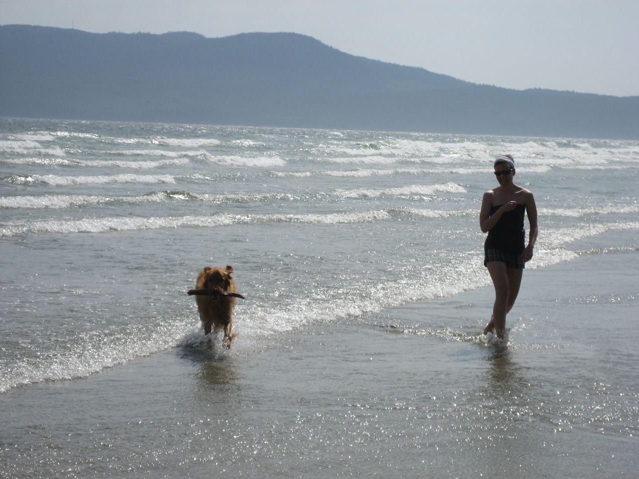 Mahood beach