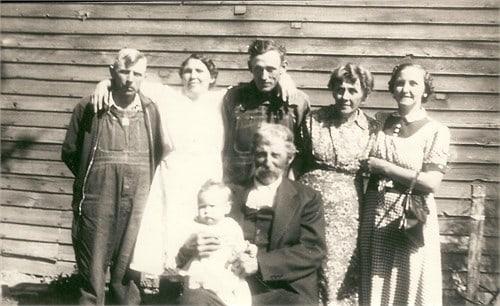 Charles W. Davis and Children