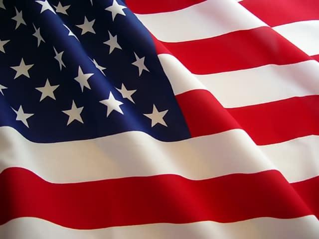 American Flag Presidents Day