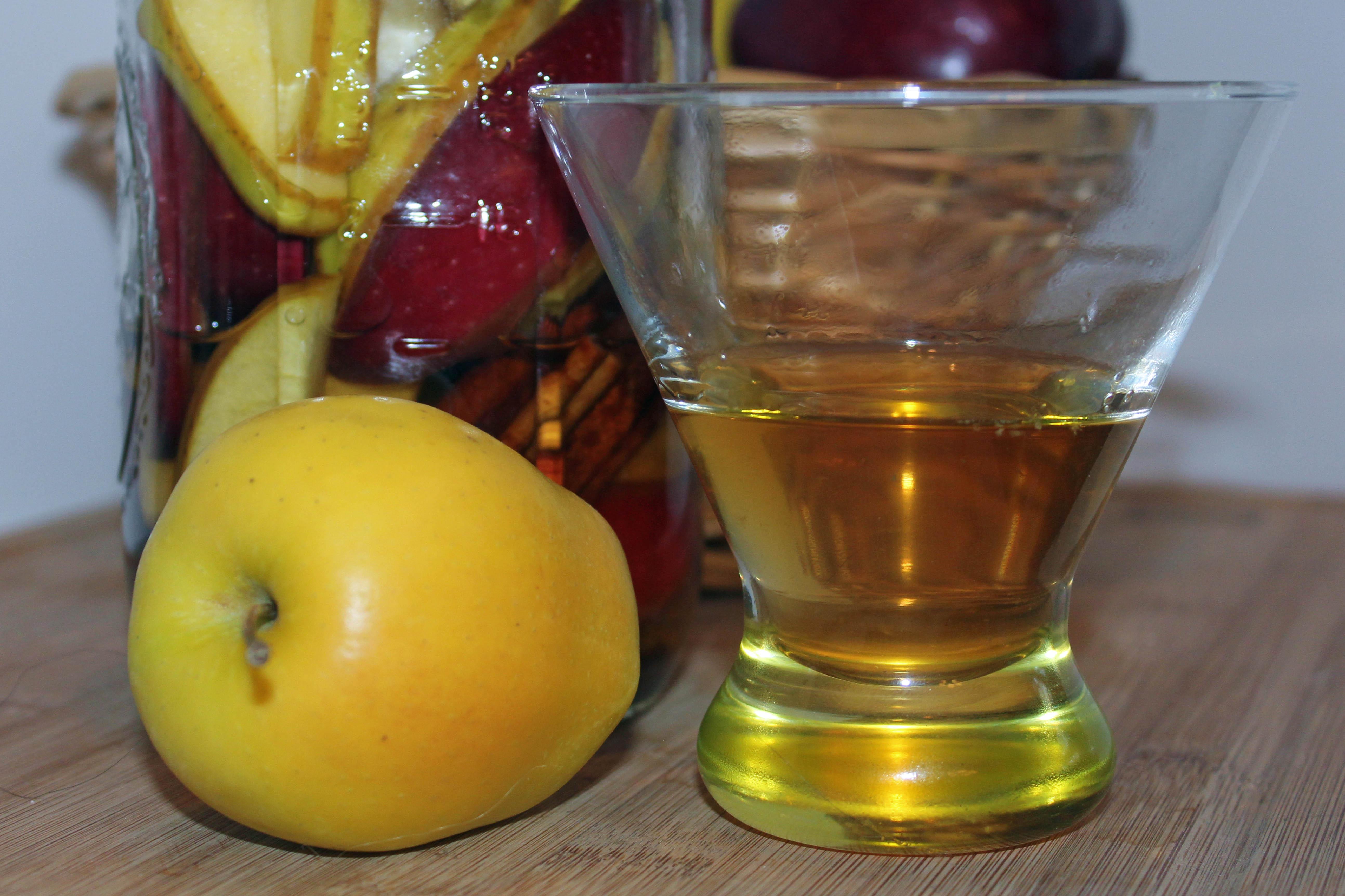 apple jack rumtopf