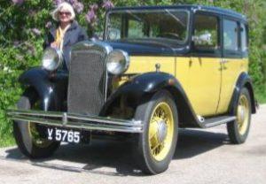 Hillman Minx 1932 - Rootes Danmark