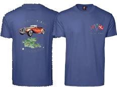 Tilkøb af t-shirts - Englændertræf 2020 i Løgumkloster