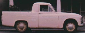 Commer Pick-up 1955 - Rootes Danmark