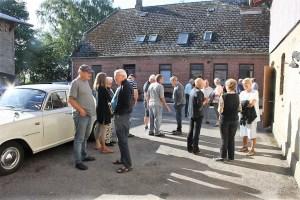 Garagebesøg hos Brdr. Thostrup - Rootes Danmark
