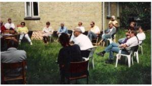 Stiftende generalforsamling i Kongskilde 1993