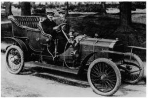 Hillman-Coatalen 1908