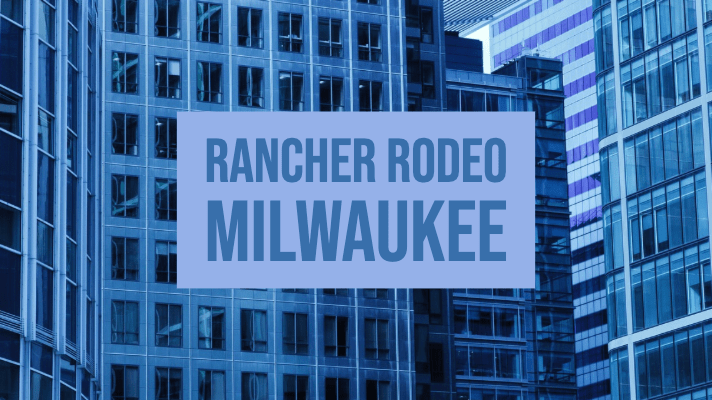 Rancher Rodeo Milwaukee