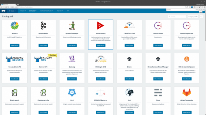 Easily Deploy Applications with Catalogs