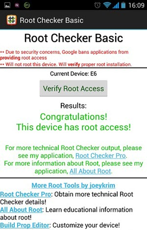Gionee Elife E6 Root Access Available