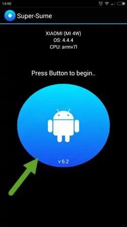 SuperSU Me Press Button To Begin