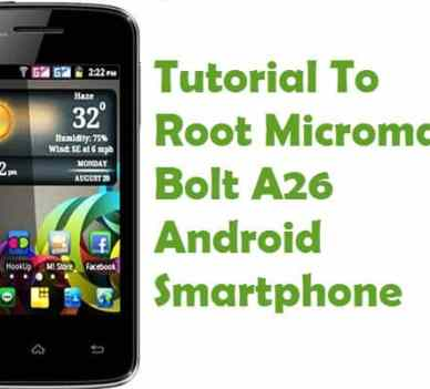 How To Install Twrp Root Micromax Bolt Q370 Rom Provider