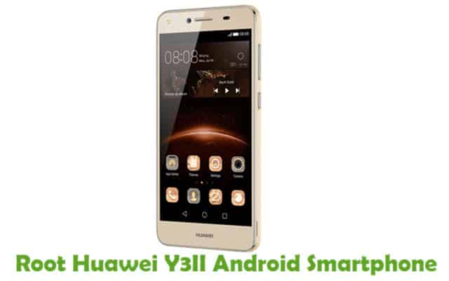 How To Root Huawei Y3II Android Smartphone