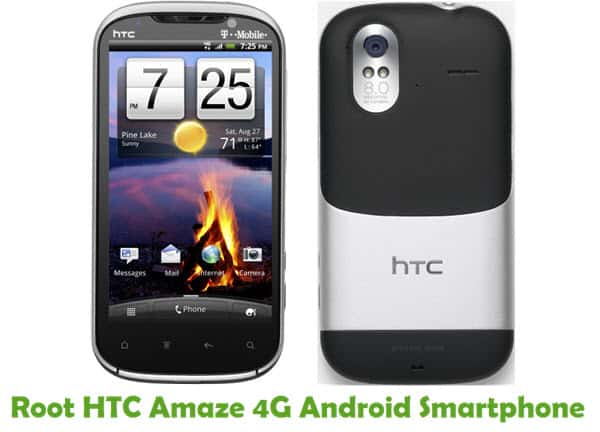How To Root HTC Amaze 4G Android Smartphone Using Kingo Root