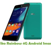 How To Root Wiko Rainbow 4G Android Smartphone