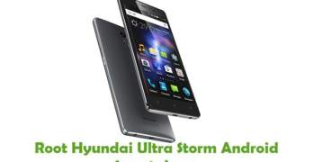 Root Hyundai Ultra Storm