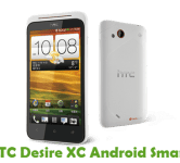 How To Root HTC Desire XC Android Smartpohone