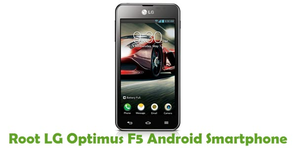 How To Root LG Optimus F5 Android Smartphone