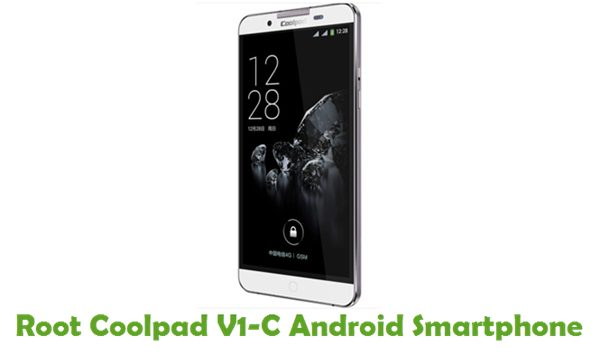 How To Root Coolpad V1-C Android Smartphone