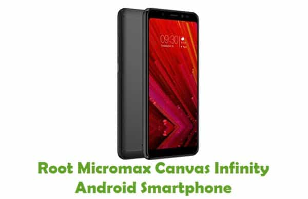 Root Micromax Canvas Infinity