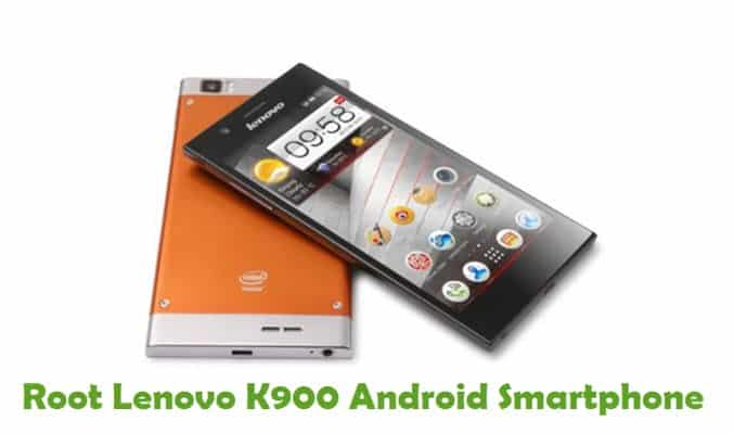 How To Root Lenovo K900 Android Smartphone