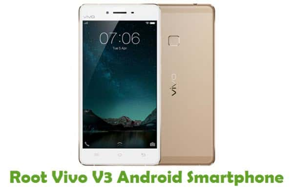 How To Root Vivo V3 Android Smartphone