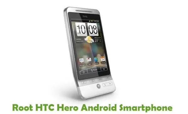 Root HTC Hero