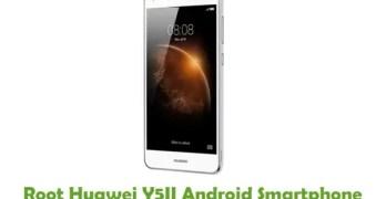 Root Huawei Y5II